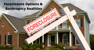 foreclosure options bankruptcy