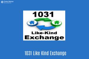 1031 like kind exchange real estate investors