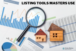 listing tools masters use real estate agents
