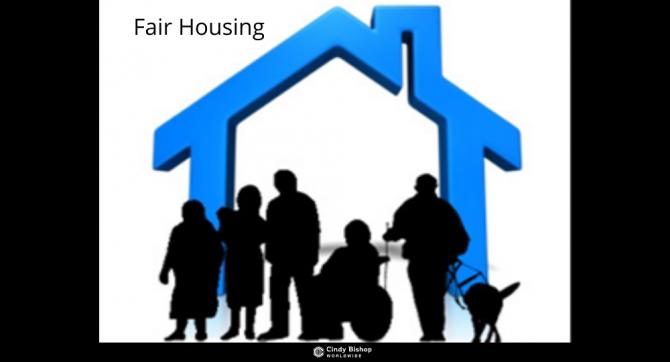 Fair Housing continuing ed virginia